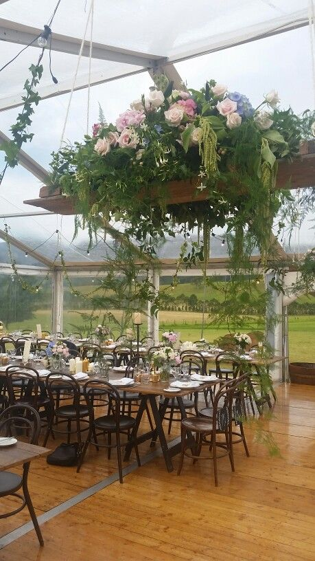 Marquee perfection at this Kangaroo Valley wedding