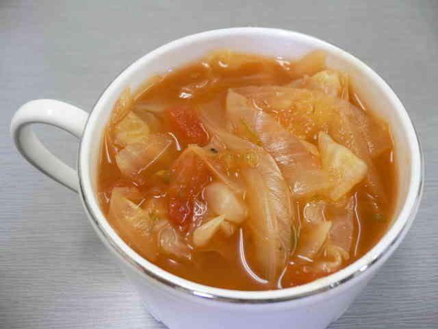 脂肪燃焼!ミラクルダイエットスープ♪の画像