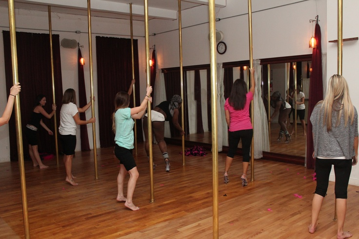 11 best Pole Dance Class Birthday Paty images on Pinterest ...