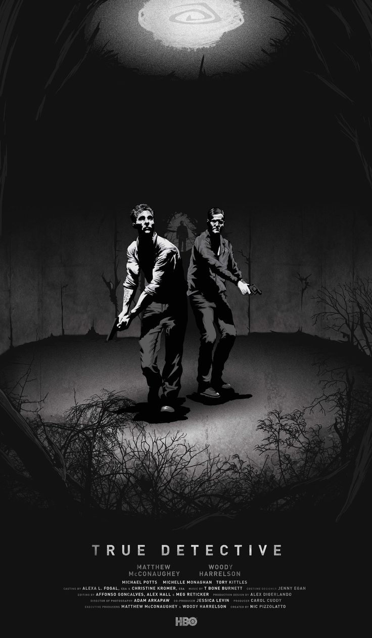 True Detective by Ryan MacEachern