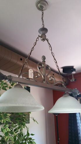 This is a stunning #chandelier modern and classy: $149 in our #collingwood store #homedecor #lighting #interiordesign