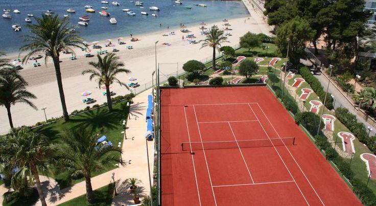Torre Del Mar Hotel Tennis22
