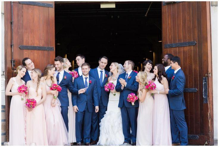 Beautiful Wente Vineyards wedding /  Christine and Matt's Wente Vineyards Wedding