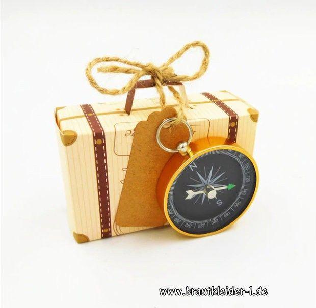 12x Kompass + Papier Box Gastgeschenk #accessoires #für #die #braut #mode #fash… – Accessoires für die Braut Online
