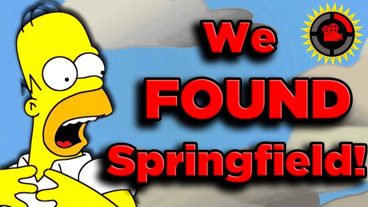 Film Theory: We FOUND The SIMPSONS! ~ Okay, so while I'm not a fan of 'The Simpsons', the video is cool nonetheless