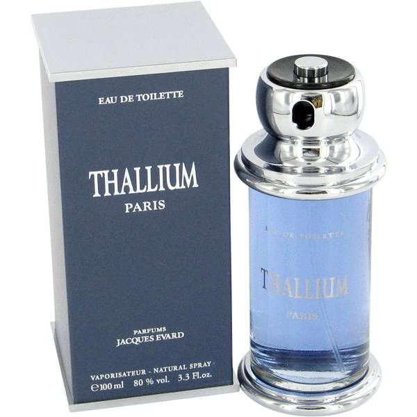 Thallium Cologne The top notes are breezy fruity mix of tangy bergamot, mellow pineapple with oxygen accord for a pleasant, powdery sweet aroma. At its heart, the eau de toilette nestles a floral fruity combination of apple with fragrant jasmine and lavender that creates a perfect semblance of elegance and charm.