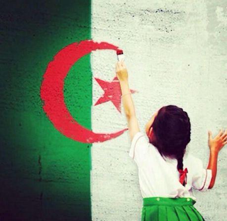 Image de Algeria and algerienne
