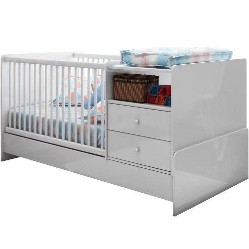 Berço-cama Comoda Completa Móveis - R$ 619,00