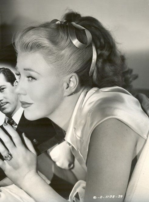 Ginger Rogers, so multi-talented.