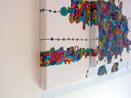 cuadros originales hechos a mano buscar con google cosas para colgar en la pared pinterest searching