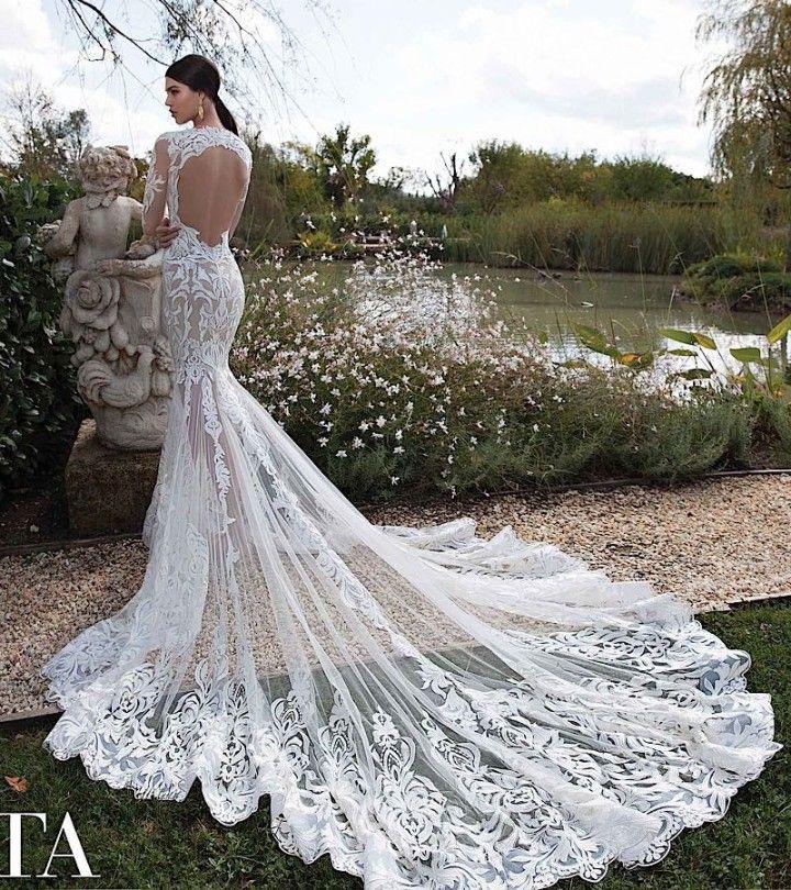 Elegantly Sexy Berta Weddingt Dresses 2015 - MODwedding thank you
