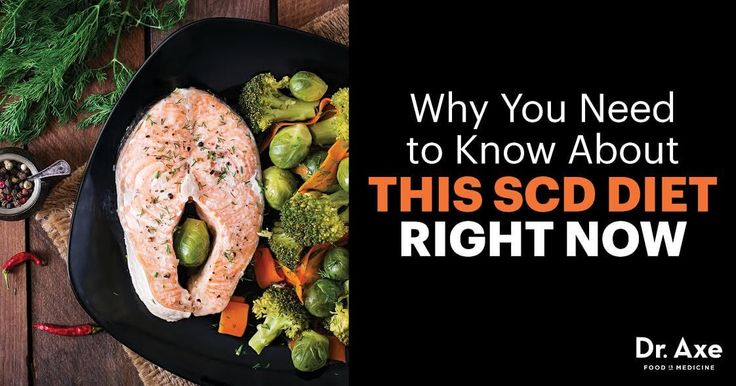 An SCD diet can improve your gut health and help prevent all types of digestive issues. So what is an SCD diet and how do you follow one? Find out.
