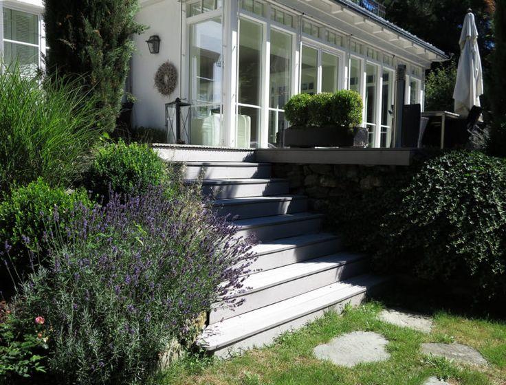 Terrassendielen WPC grau Terrassendielen, Landhausstil