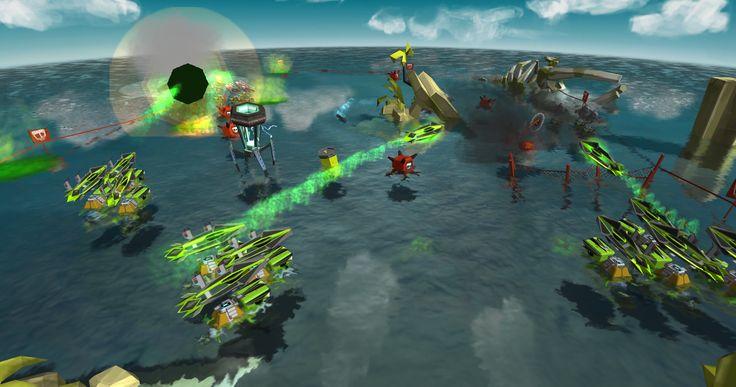TurtleStrike Screenshots: The Release Version