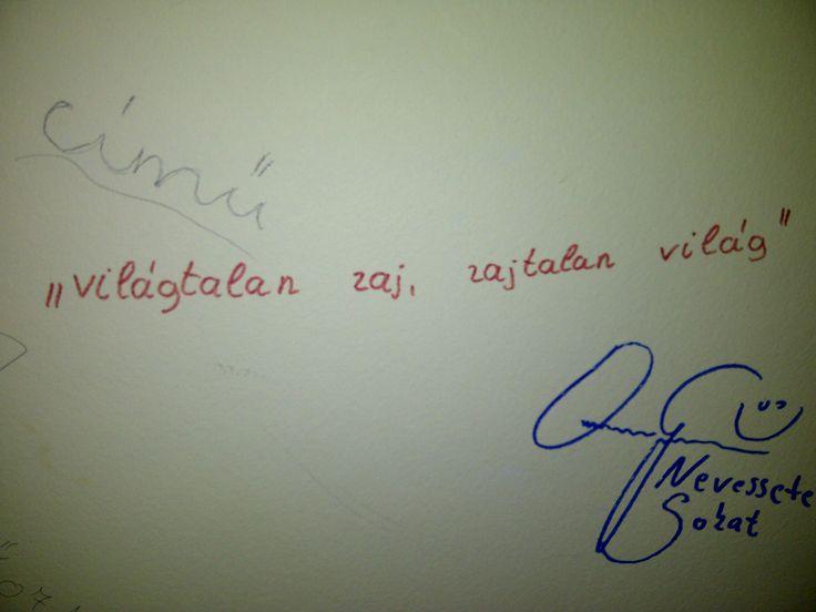 idézetek a falon