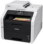 Brother MFC-9330CDW Color Wireless All-in-One Printer $255 + Free Shipping