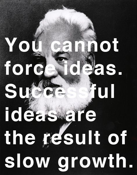 Alexander Graham Bell on Success | Brain Pickings
