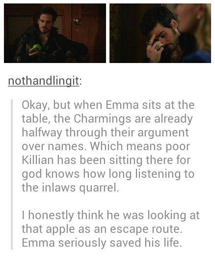 Poor Killian