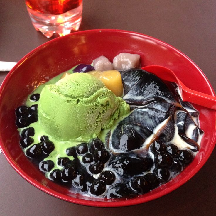 #bubbleice #hongtang #dessert