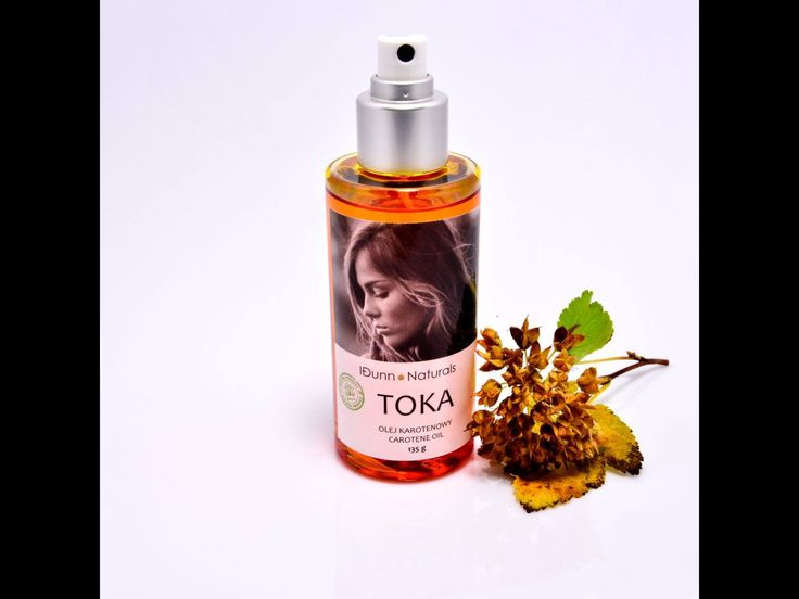 CAROTENE OIL TOKA Natural massage oil and as an ideal body lotion with betacarotene! Beautiful scent & warm skin colour - Summer is coming !!