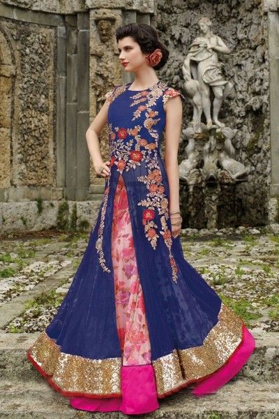 77 best Anarkali Salwar Suits Online Shopping India images on ...