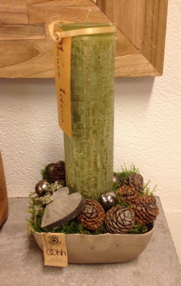 Green Christmas ... http://livingbyvanja.dk