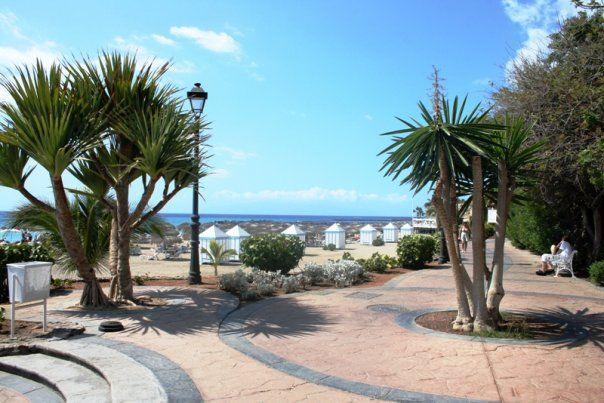 Playa El Duque, Adeje. Tenerife, Islas Canarias. España
