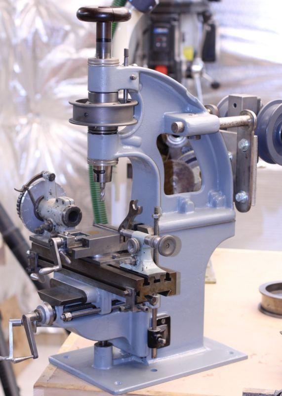 Hardinge Cataract Vertical Milling Machine | eBay
