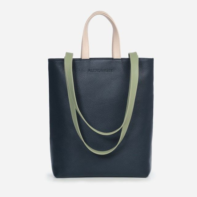 Tote Olive by Alexquisite