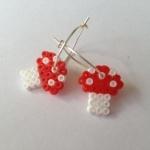 Glücksbringer aus hama Perlen