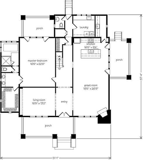 84 best House plans images on Pinterest | Floor plans, Small ...