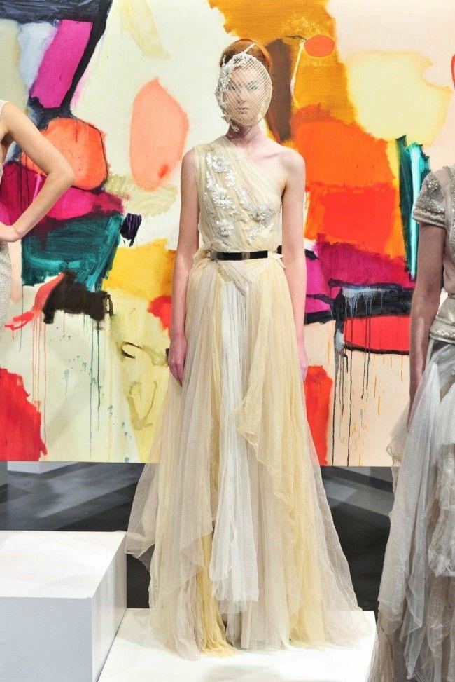 Divine :: Aurelio Costarella Ready-to-Wear S/S 2013/14
