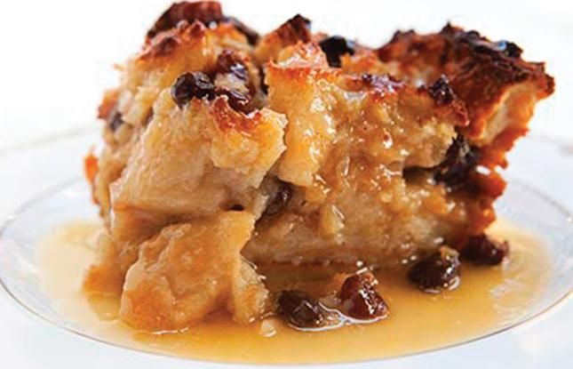 Cream Cheese Chocolate Chip Bread Pudding from the Little Big Cup in ...