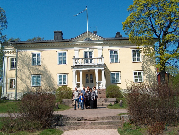 Old Mill Estate in Herttoniemi