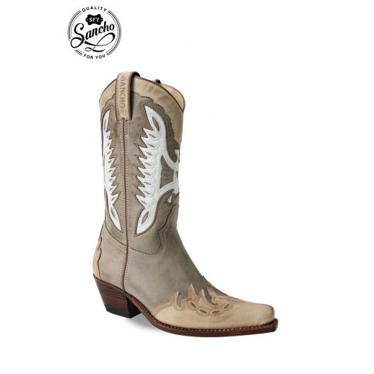 Discover the delicate models of the Sancho Boots brand for women this spring, ideal for wear with casual dresses. Discounts on all of our products of atleast 50 Euros… Get to know us! We are official distributors of Sancho Boots.