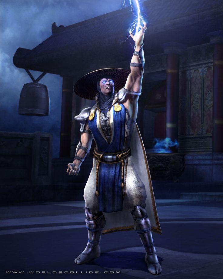 Raiden Mortal Kombat | Ficheiro Histórico do ficheiro Uso do ficheiro