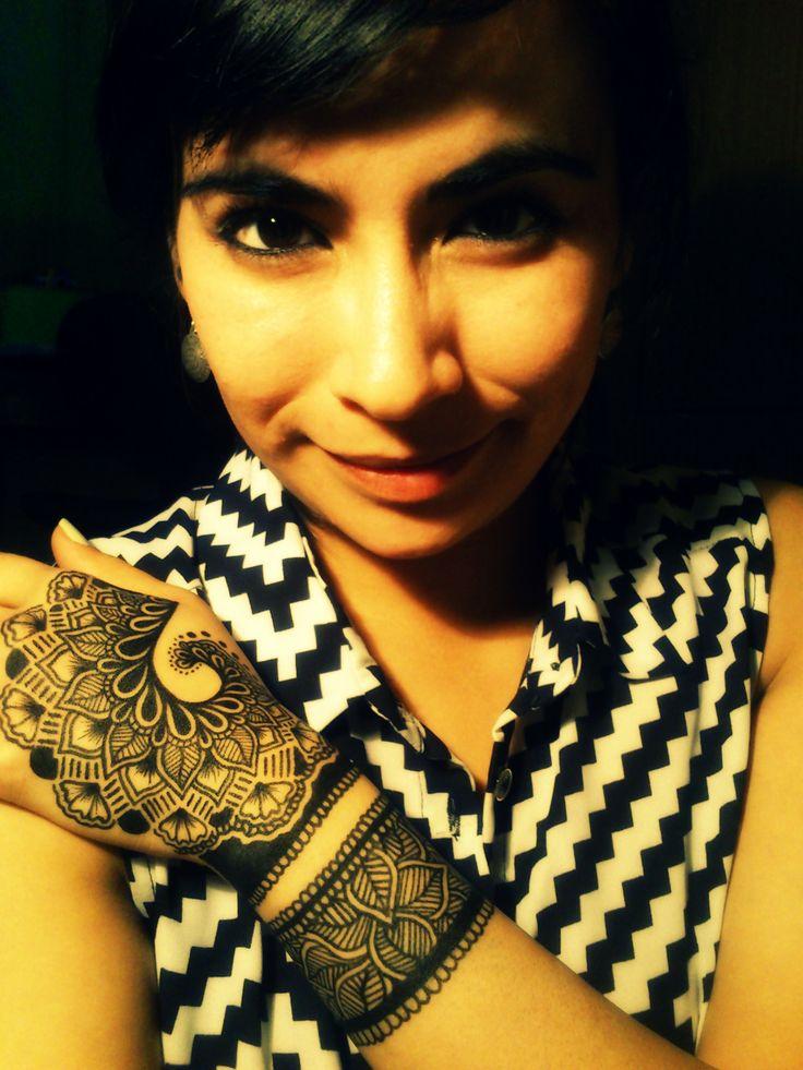 ChioRemt, Bodypaint, tattoo, henna