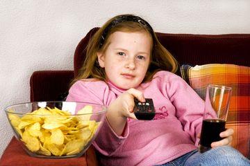 TV in Bedroom Boosts Child Obesity Risk