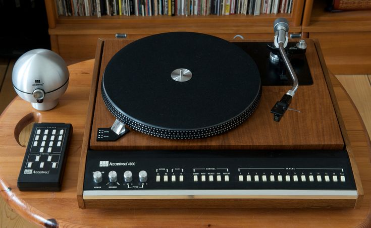 ADC Accutrac 4000 turntable | by The Akhenaten