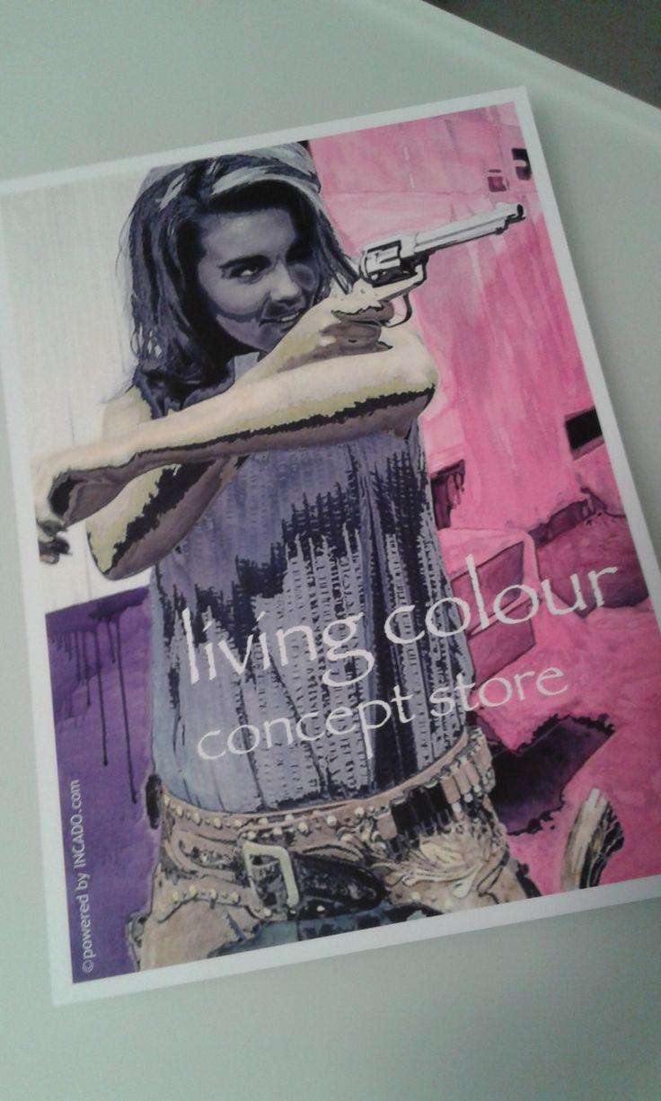 Living Colour: il classico negozio dove perdersi a curiosare, tra l'abbigliamento ispirato agli anni '50, gli accessori super colorati e vintage e i pezzi d'arredamento e complementi d'arredo (anche House Doctor) altrettanto vintage e deliziosi.