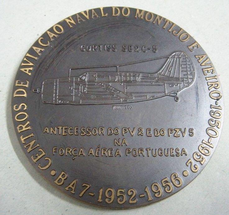 Curtiss SB2C Helldiver, de la Fuerza Aérea Portuguesa (1952-1956)