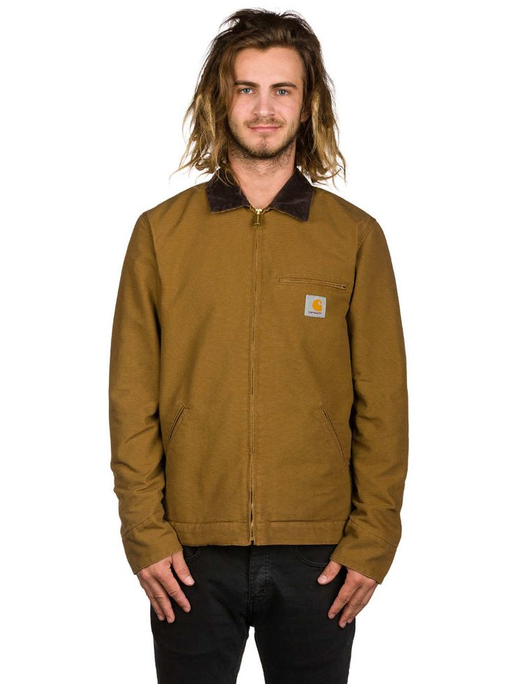 Buy Carhartt WIP Detroit Pile Lined Jacket online at blue-tomato.com