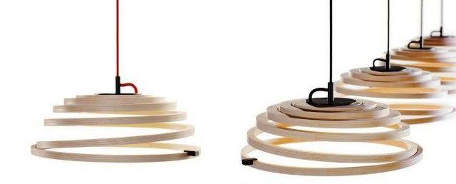 Спиральная форма изделий, неважно, из какого материала они изготовлены, всегда выглядит очень изящно и утонченно. Будь то бумага, дерево, метал или стекло – спиральные завитки в любом предмете обязательно будут привлекать внимание и играть роль декоративного элемента.