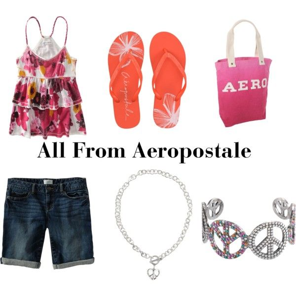 Aeropostale Summer Clothes