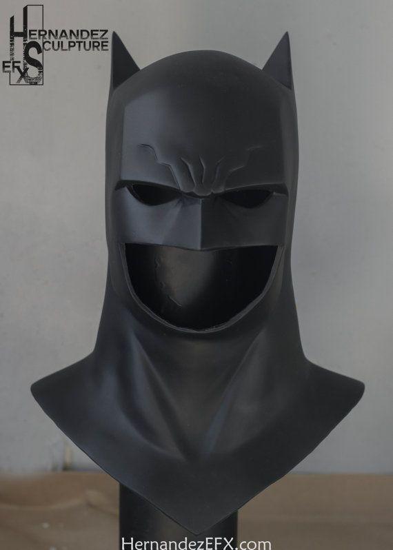 Greg Capullo Batman War on Crime Comic by HernandezSculptureFX