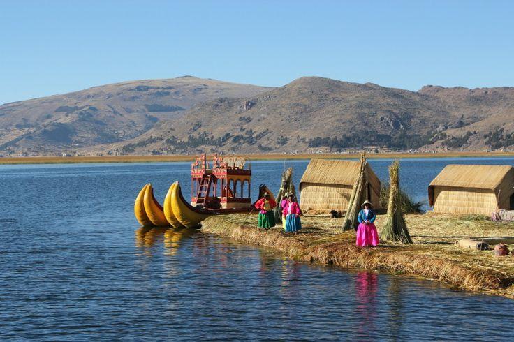 Le lac Titicaca entre la Bolivie et le Pérou : 30 merveilles les plus isolées du monde - Linternaute
