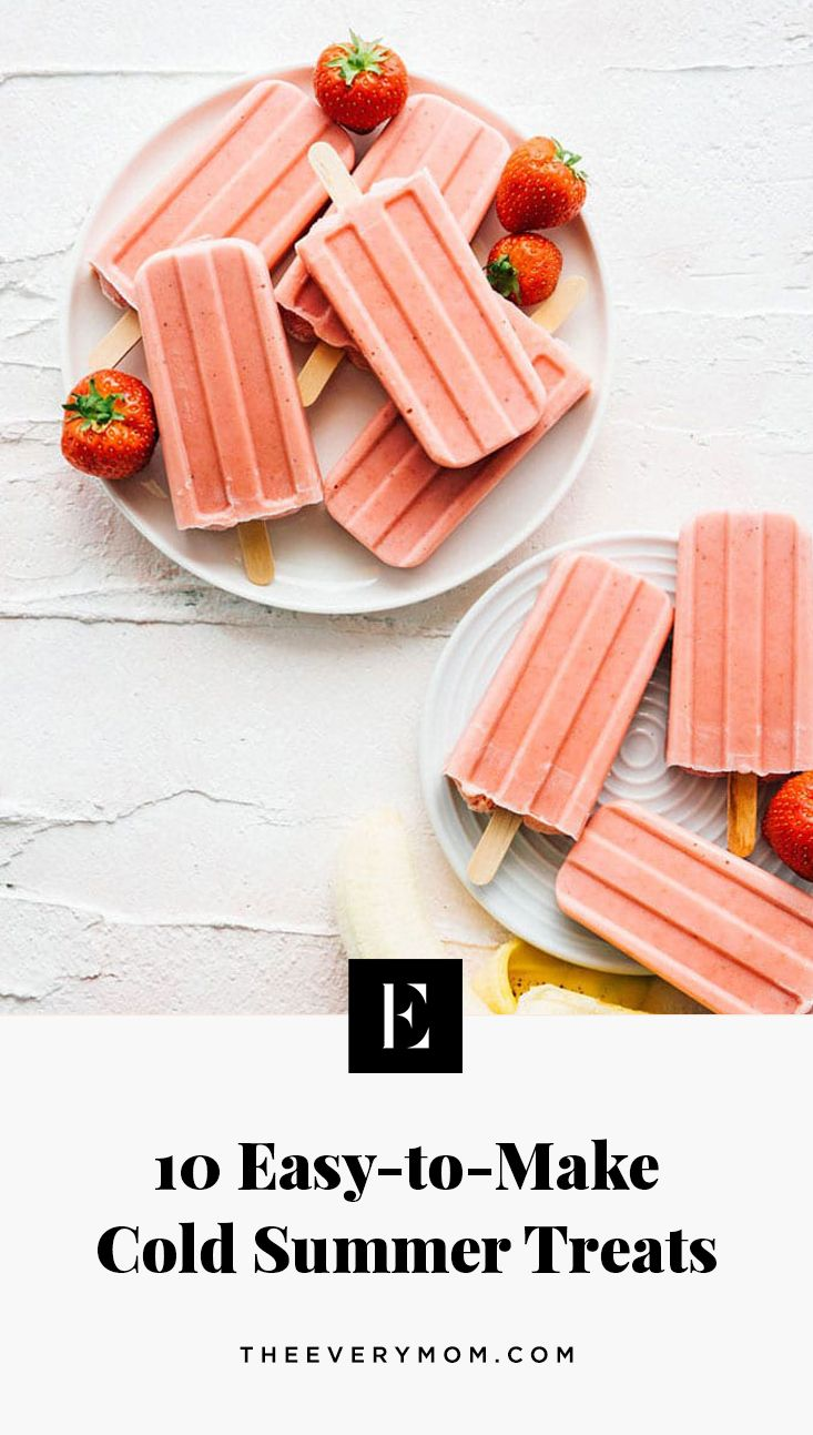 best foods for a summer cold