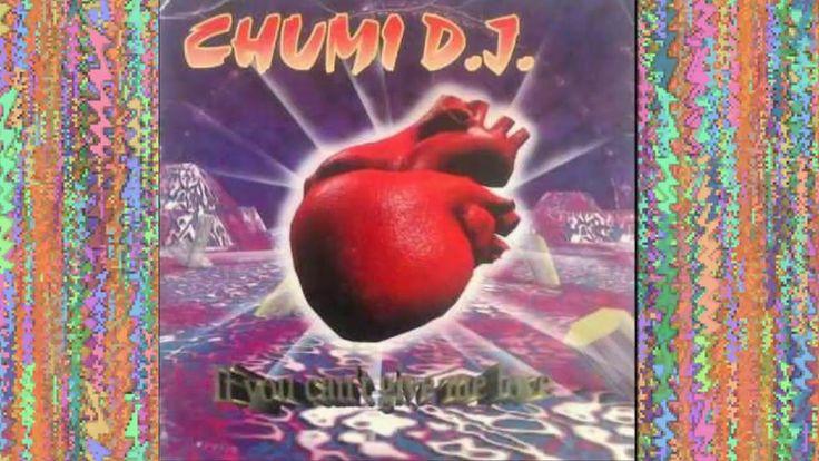 Chumi DJ - If You Can't Give Me Love (Club Mix) | 90s EURODANCE