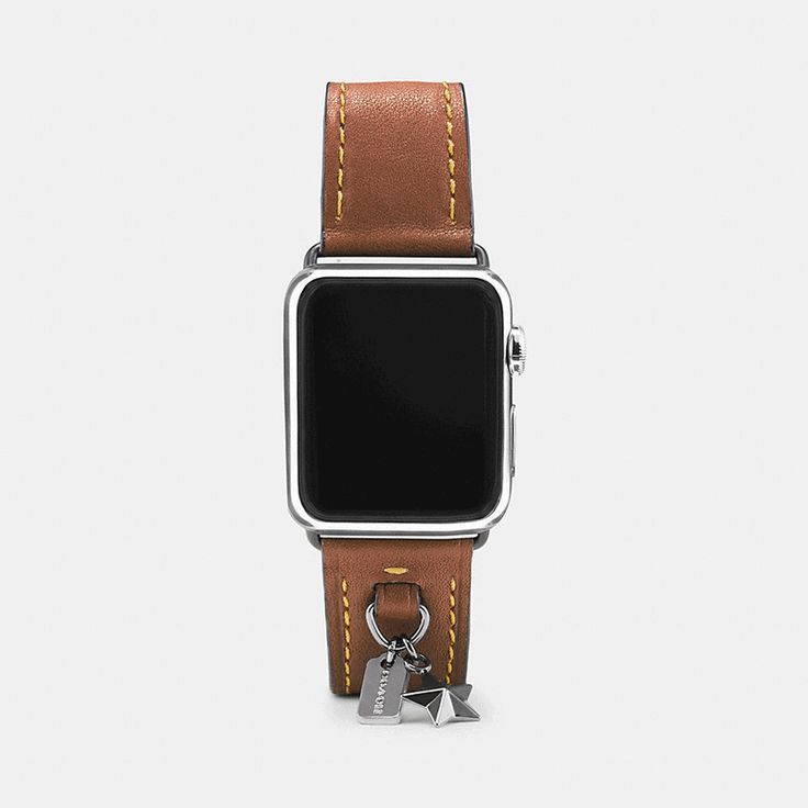 「COACH」Apple Watchバンド