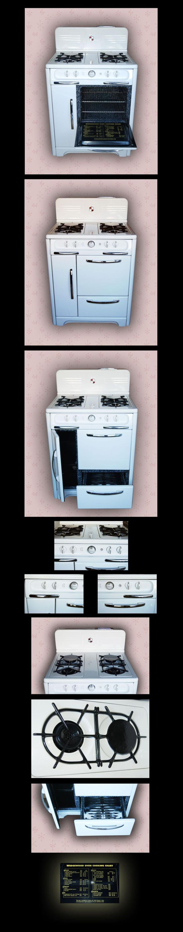 wedgewood stove apartment size vintage apartment